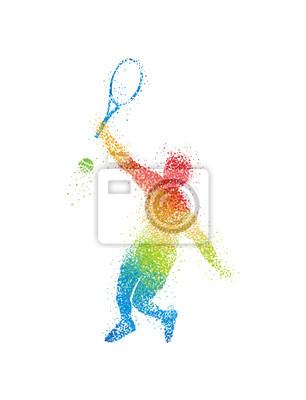 Tennis Art 4