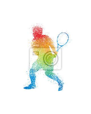 Tennis Art 5