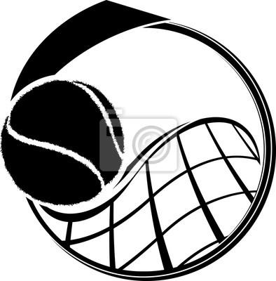 Tennis Medal Design-