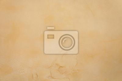 Fototapete Textur Eines Gelben Braunen Beton Als Hintergrund, Gelb Braun  Grungy Wand   Große Texturen