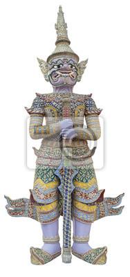 Thai riesige Statue