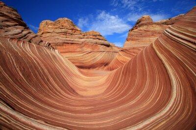 Fototapete The Wave - Wunder der Natur