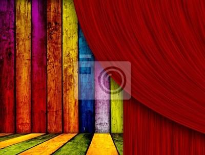 Fototapete Theatrical Hintergrund
