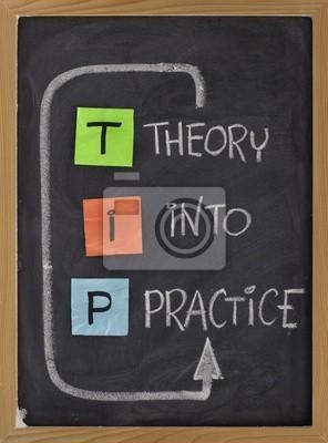 Theorie in die Praxis - TIP Akronym