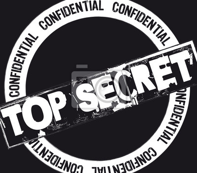 Top secret Stempel