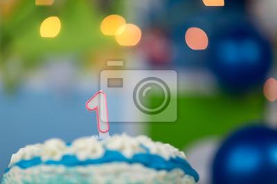 Torte zum 1. Geburtstag