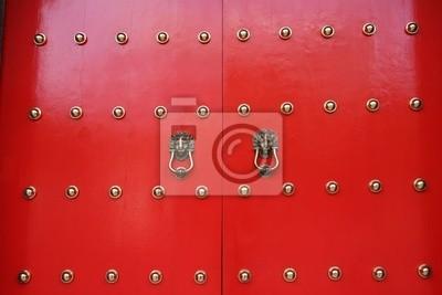 Traditionelle Chinesische Großes Tor
