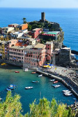 Mediterrane Architektur traditionelle mediterrane architektur vernazza italien