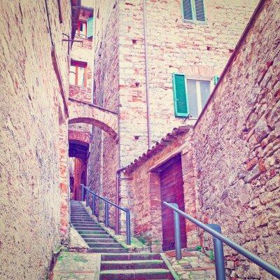 Fototapete Treppe