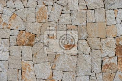 Fototapete Stein Mauer Mediterran With Mediterrane Mauer