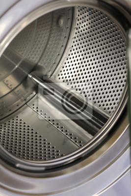 Fabulous Trommel einer waschmaschine, fototapete • fototapeten drehen DI34