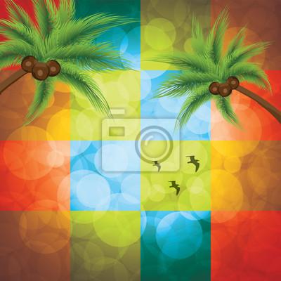 Tropical Hintergrund