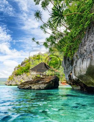 Fototapete Tropische Küste