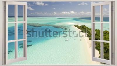 Fototapete Tropischer Strand
