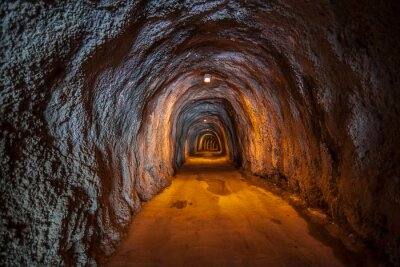 Fototapete Tunnel