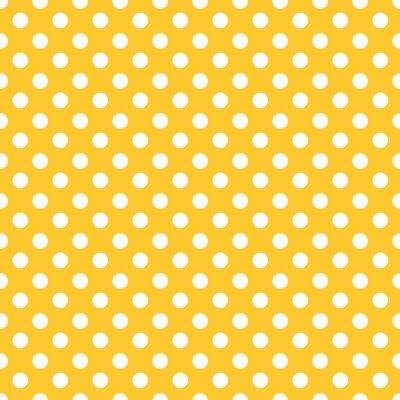 Fototapete Tupfen nahtlose Muster Hintergrund.