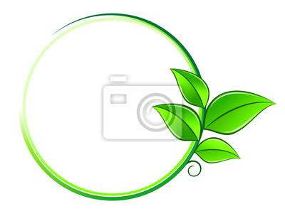 Umwelt-Symbol