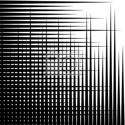Unregelmassiges Raster Mesh Muster Abstrakte Monochrome