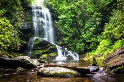 Fototapete Upper Catabwa Falls