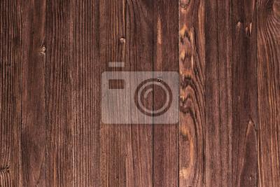 Ustic Plank Holz Diele Hintergrund Mit Vignette Fototapete