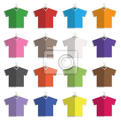 V-Ausschnitt T-Shirts