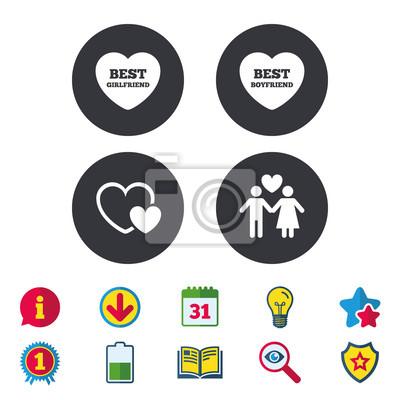 Valentinstag Liebe Symbole Beste Freundin Und Freund Symbol