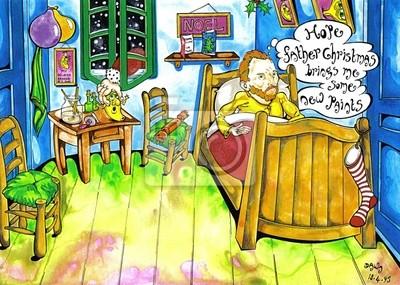 van Goghs Weihnachten