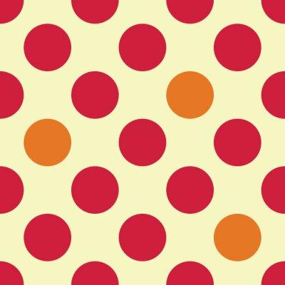 Fototapete Vector moderne nahtlose bunte Geometrie punktiert Muster, Farbe abstrakten geometrischen Hintergrund, Kissen mehrfarbigen Druck, retro Textur, Hipster-Mode-Design