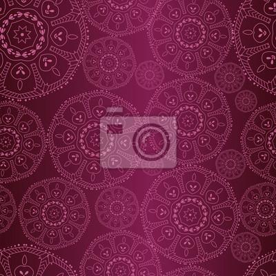 fototapete vector orientalischen muster nahtlose abstrakte tapete und backgro - Tapete Orientalisches Muster