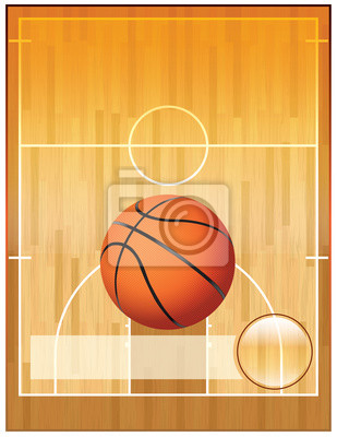Vektor Basketball-Liga-Flieger