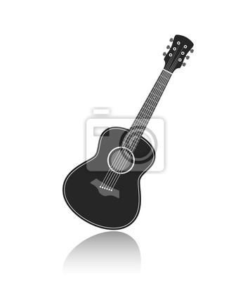 Vektor-Gitarre
