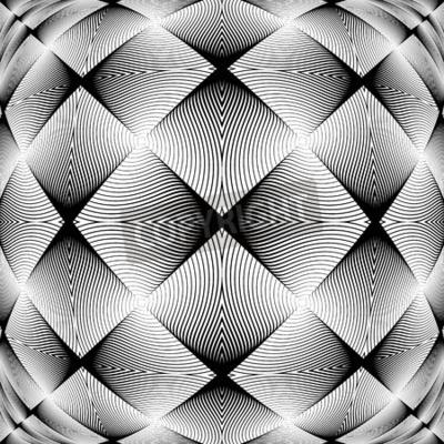 Fototapete Vektor-Kunst-Abbildung. Kein Farbverlauf