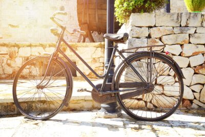 Fototapete Vélo vintage décoratif