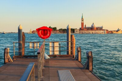 Fototapete Venedig im Sommer