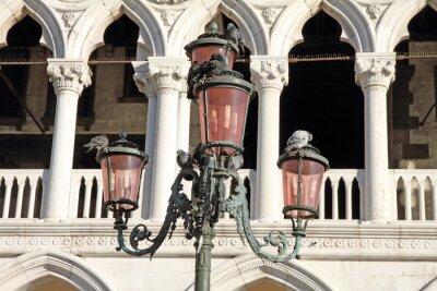 Fototapete Venedig Venetien Italien Doges Palast