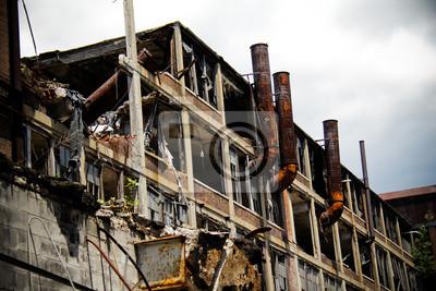 Verlassene Packard Factory 2