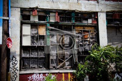 Verlassene Packard Factory 4