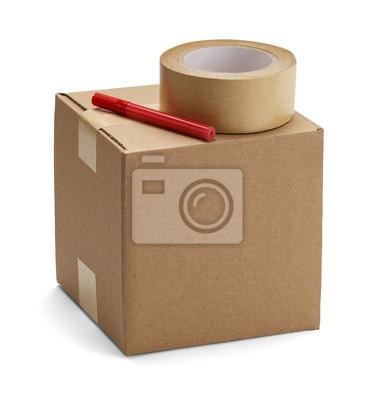 Verpackungs-Kasten