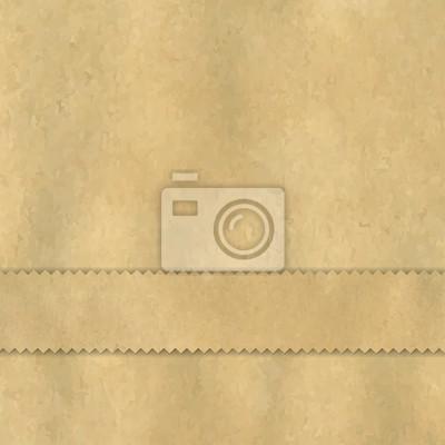 Vintage Paper mit Teiler
