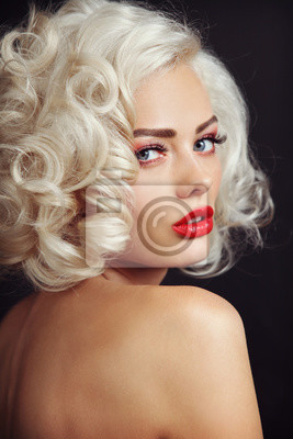 blonde jungen