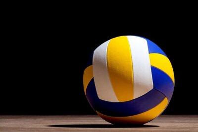 Fototapete Volleyball.