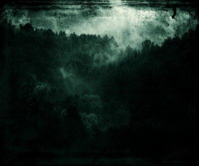 Wald Tapete Dunkelgrun Schone Abstrakte Grunge Hintergrund