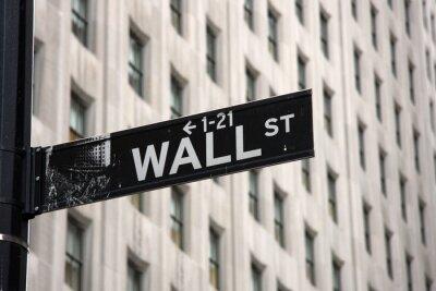 Fototapete Wall Street