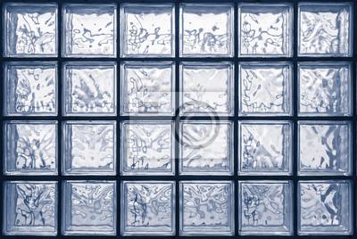 Wand aus glasbausteinen fototapete • fototapeten Fensterbereich ...