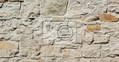 Wand Stein Hintergrund Bau Fototapete Fototapeten Roch
