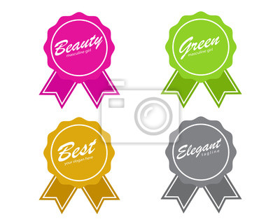 Wappen: logo-vorlage fototapete • fototapeten appartment, Prototyp ...