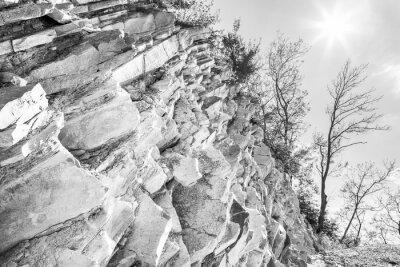 Fototapete Wasser-und Luft-Erosion