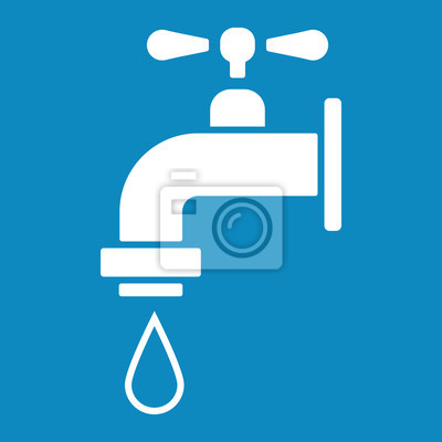 Wc Toiletten Icon Hände Waschen Fototapete Fototapeten