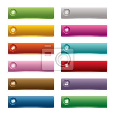 Web-Buttons