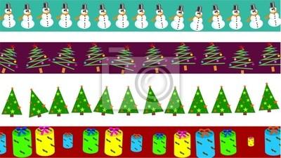 Weihnachten Grenzen